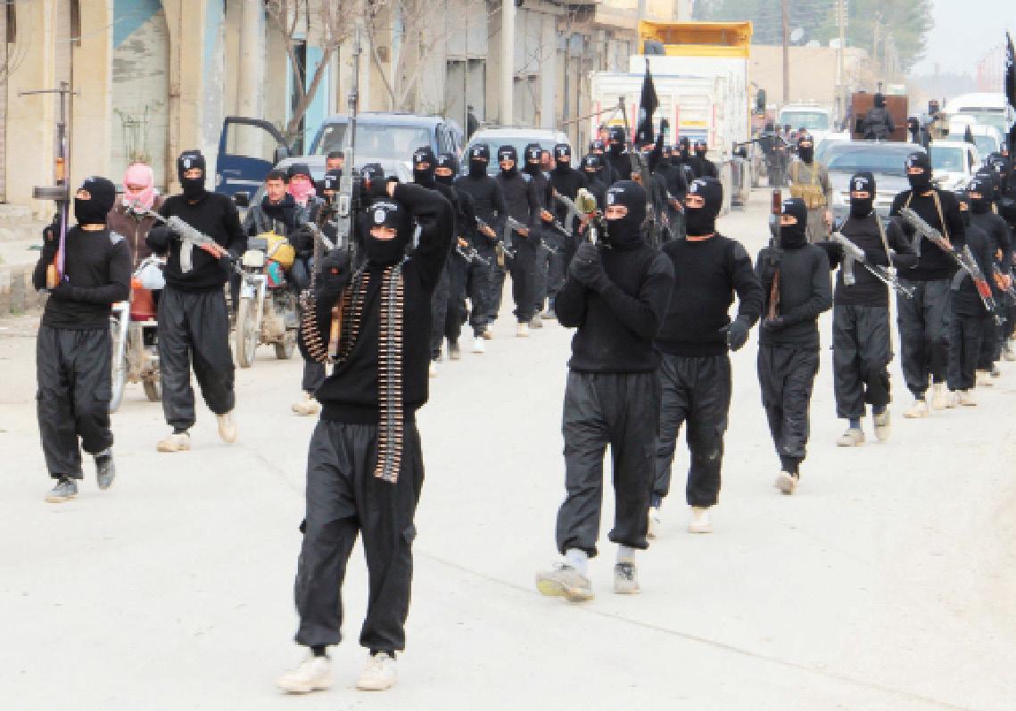 دولة البغدادي - الواقع والحكم الشرعي