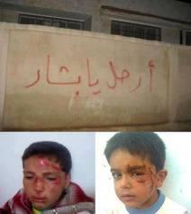 في مثل هذا اليوم.. خرج أطفال درعا عن صمتهم