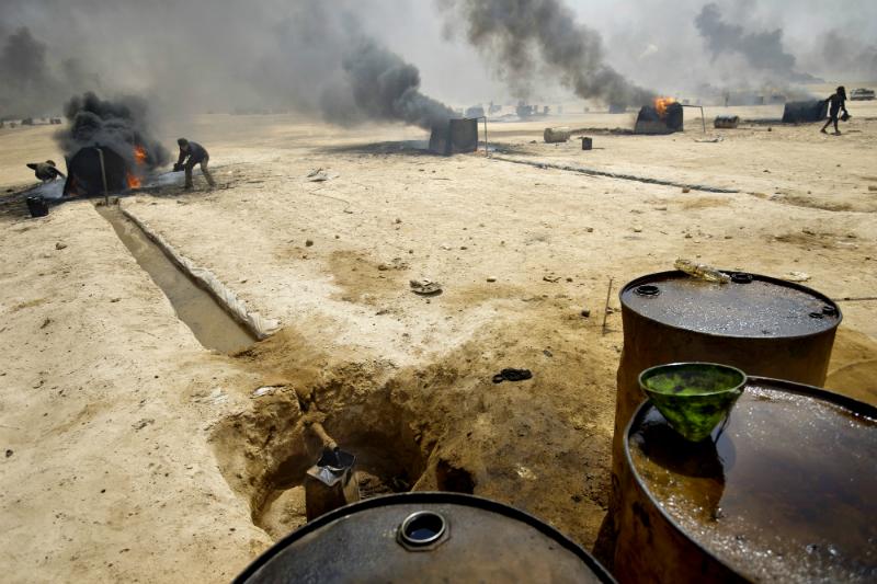 أزمة الوقود وتحدي الأمن الاقتصادي في الشمال السوري
