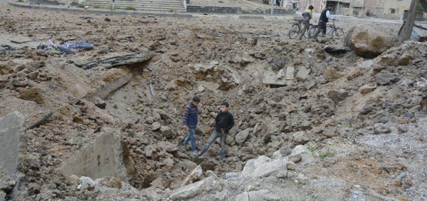 في ريف حلب الشرقي رخصة القتل متوفرة للجميع