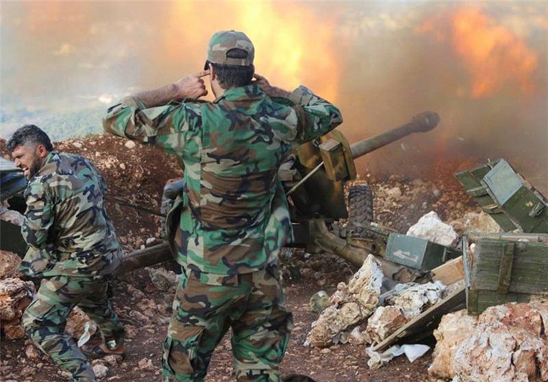 اشتباكات بين الثوار وقوات النظام على جبهة الملاح بريف حلب الشمالي