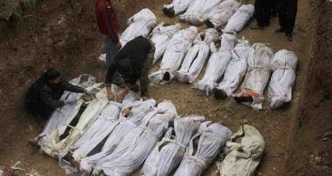 الشبكة السورية: أكثر من 21 ألف قتيل خلال 2015