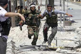 فُتات معارضة في سورية