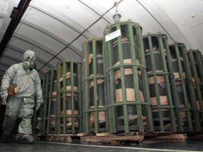 البنتاغون: الأسلحة الكيميائية السورية ستدمر على سفينة خلال مهلة أقل من 90 يوماً