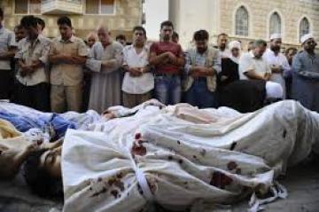 قوات بشار قتلت 7837 طفلا منذ اندلاع الثورة