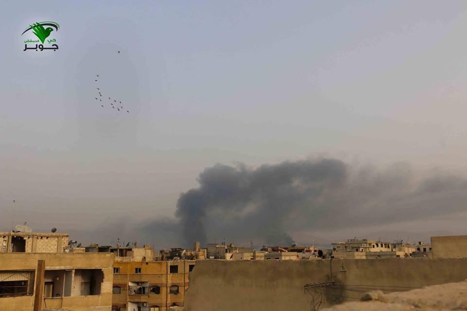 20 شهيداً -نحسبهم عند الله- حصيلة ضحايا يوم أمس السبت في سوريا