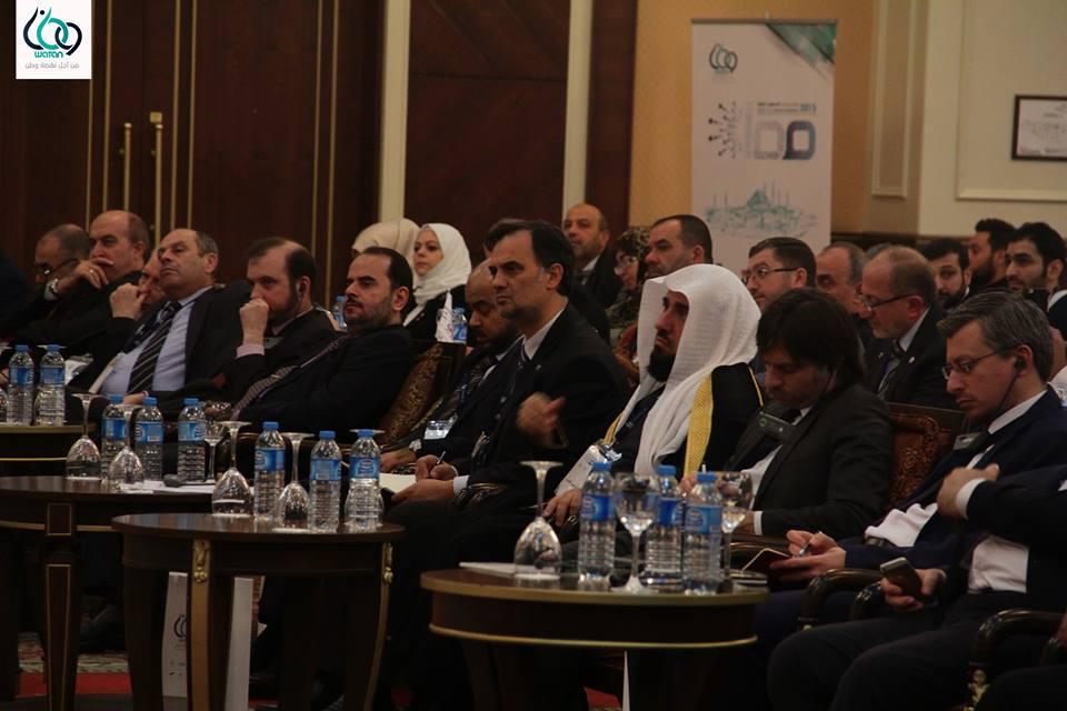 مؤتمر وطن السنوي الخامس يعقد جلساته في اسطنبول الخميس القادم