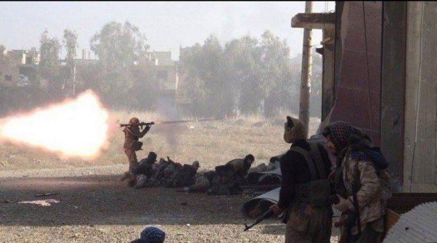 20 قتيلاً من قوات الأسد على جبهة خان الشيح بريف دمشق