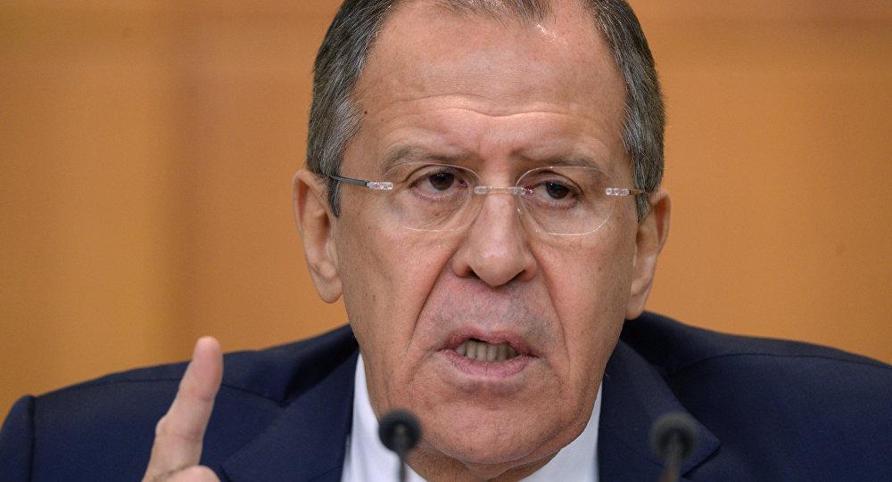 لافروف يدعو للمحافظة على نظام الأسد منعاً لتحويل سورية إلى مصدر للإرهاب