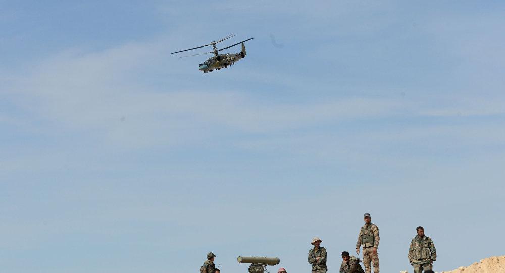 بعد تجريبها في سورية..روسيا تقرر تغيير مظهر طائراتها المروحية