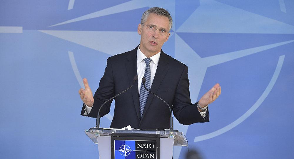 الأمين العام لحلف الناتو يأمل في أن يشارك الحلف بمكافحة تنظيم الدولة في سوريا والعراق