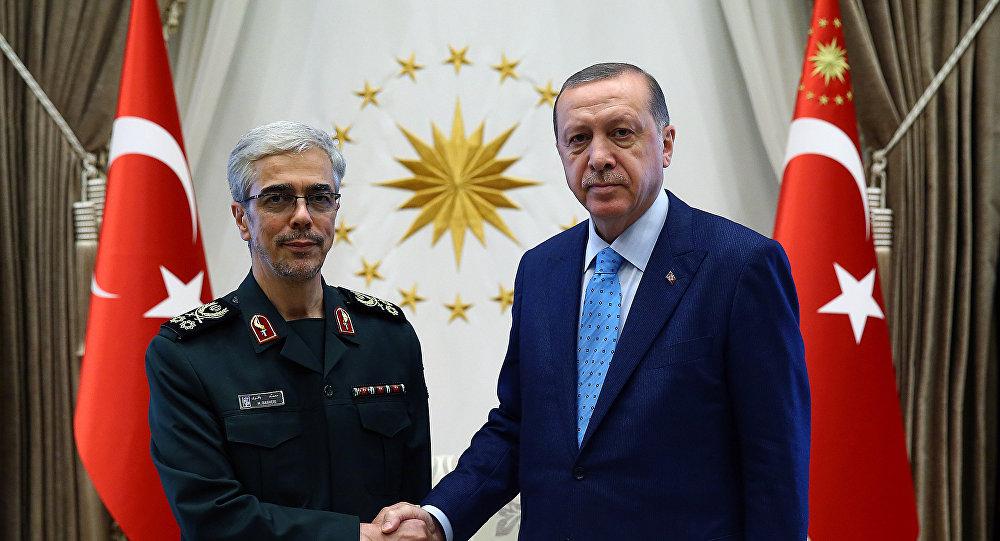 تركيا وإيران من المواجهة للتعاون