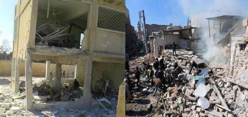 نشرة أخبار سوريا- اجتماع لمجلس الأمن اليوم بشأن الأوضاع الإنسانية في حلب، وتعليق الدراسة في إدلب وريفها 3 أيام بسبب القصف -(21-11-2016)