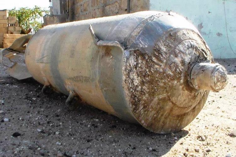 16098 برميلاً ألقاها طيران الأسد منذ التدخل الروسي