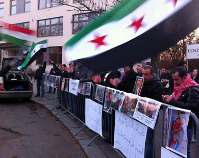 مخاوف تشيكية من سقوط الأسد