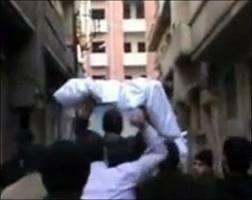 تقرير إنساني حقوقي حول الذين قتلوا تحت التعذيب