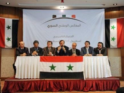 المجلس الوطني السوري يجتمع بالجيش السوري الحر في تركيا