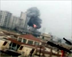 بيان علماء حمص بخصوص الحملة العسكرية الشرسة التي تتعرض لها مدينة حمص بكافة أحيائها وقراها من قبل النظام الغاشم
