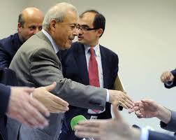برهان غليون وموقفه من مسودة الاتفاق مع هيئة التنسيق