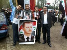 سوريا: بشار والجماهير