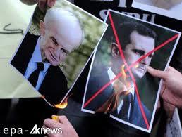 رفض دولي وشعبي لخطاب الأسد