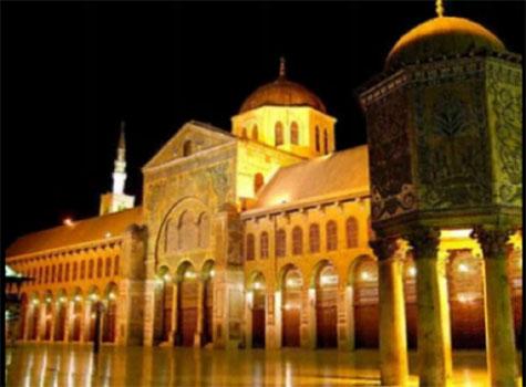 فضل الشام في الإسلام