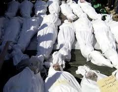 400 قتيل خلال 5 أيام في حمص