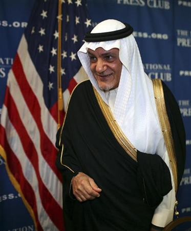 أمير سعودي : الدول العربية لن تسمح بإستمرار