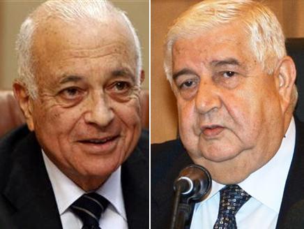 الخارجية السورية تؤكد تلقيها رد العربي على رسالة المعلم دون الكشف عن مضمونه
