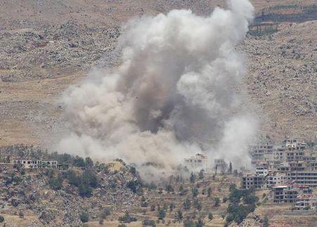 نشرة أخبار سوريا- قوات النظام تستهدف وادي بردى بغاز الكلور السام، وتتقدم على جبهة حزرما في الغوطة الشرقية -(8-1-2017)
