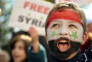 جراحات عام من الثورة في سوريا
