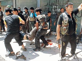 هل من إرهاب في سورية ؟ أم أنها فزعة وطنية عروبية دينية ؟
