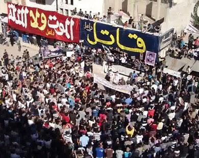 المعارضة السورية تتمسك بتنحي الأسد