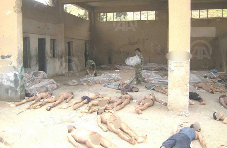 شبكة حقوقية: 12,882 قتيلاً تحت التعذيب في سجون النظام منذ آذار 2011