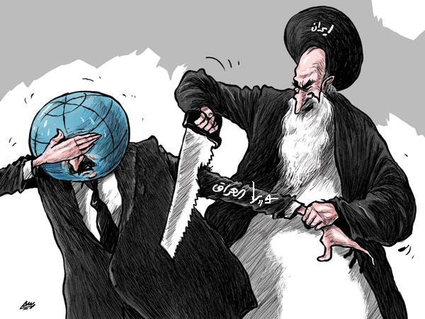 العرب وإيران - من دلف الشاه لمزراب الملالي