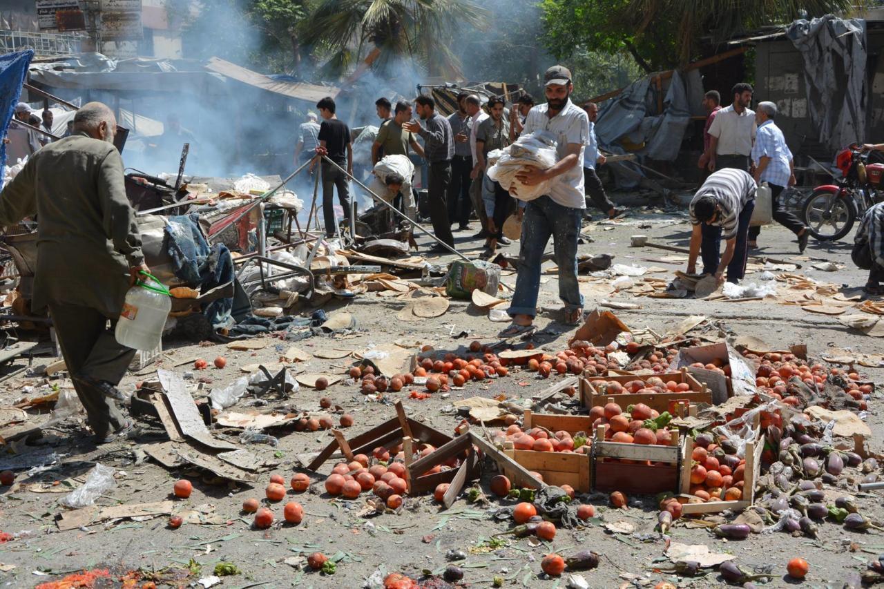 113 قتيلاً يوم أمس على يد قوات الاحتلال الروسي الأسدي