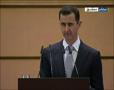الأسد يستعد لسحق الثوار بالكمياوي