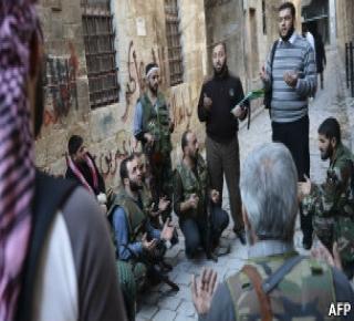 مخطط أمريكي لاختطاف الثورة السورية: اقتتال داخلي وسيطرة العلمانيين