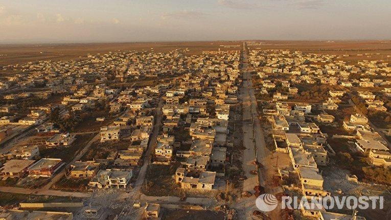 هدوء حذر جنوب غرب سورية مع سريان اتفاق وقف إطلاق النار