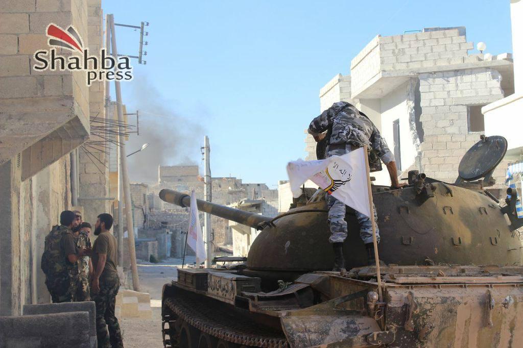 أسر 5 عناصر من ميليشيات النجباء العراقية في جبهة الشيخ سعيد بحلب