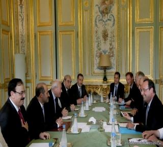 الشعب السوري ليس أغناما يقودها الائتلاف أو المجلس الوطني!!