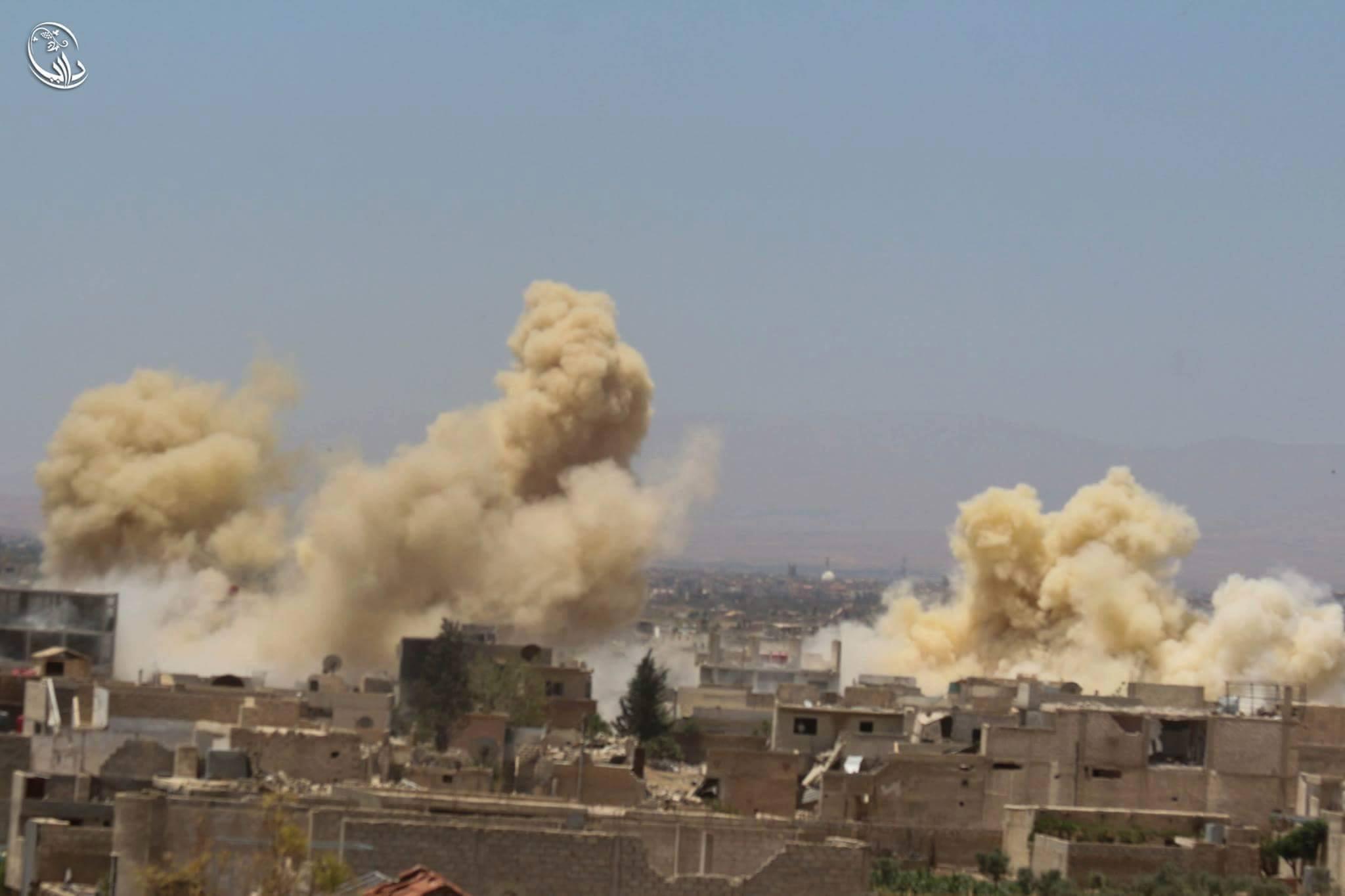 21 قتيلاً و327 جريحاً حصيلة ضحايا هجمة قوات الأسد على وادي بردى حتى الآن