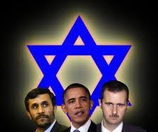 موقف الصهيونية العالمية من الثورة السورية