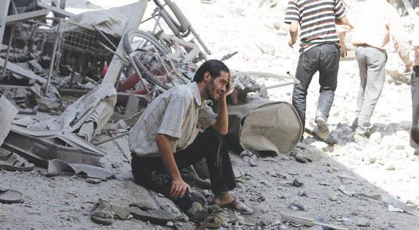مجزرة جديدة في تلبيسة بريف حمص تحصد أرواح 5 أشخاص