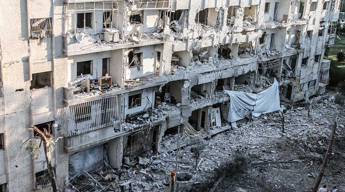 مجدداً.. هدنة لمدة 48 ساعة في حي الوعر بحمص