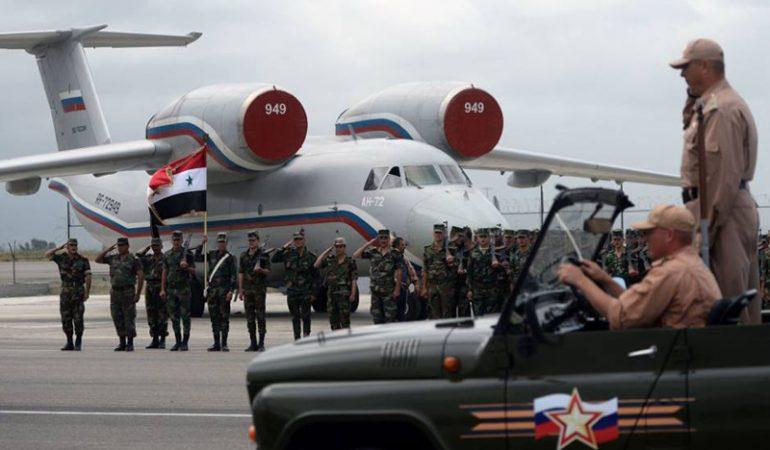 وكالة روسية: موسكو تخطط لتوسيع قواعدها في سوريا