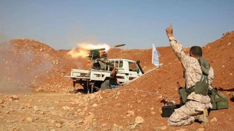 رداً على خروفات النظام: الثوار يسيطرون على حاجزي الطير والعكيدي بريف حماة
