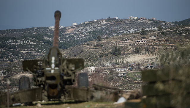 روسيا تدعم نظام الأسد ب20 مدفعاً من نوع هارتزر