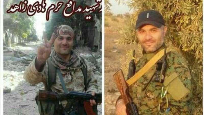 مقتل قائد القوات الخاصة الإيرانية في معارك مع الثوار في حلب