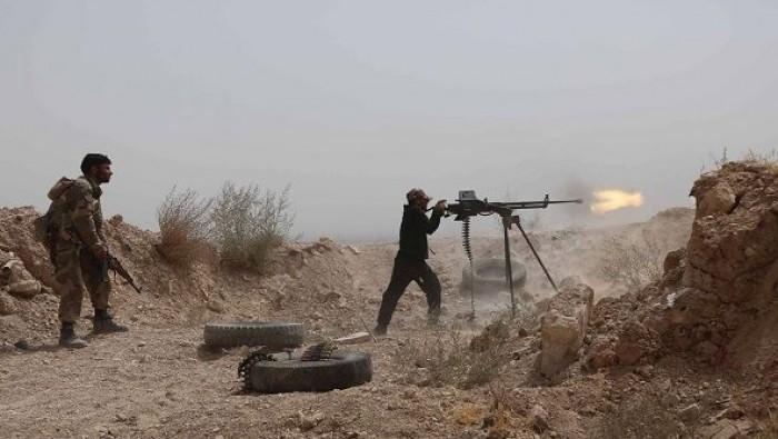 33 عنصراً من قوات النظام بين قتيل وجريح في معارك جبل الشيخ يوم أمس